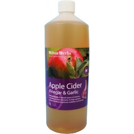 Suplemento vinagre de manzana y miel