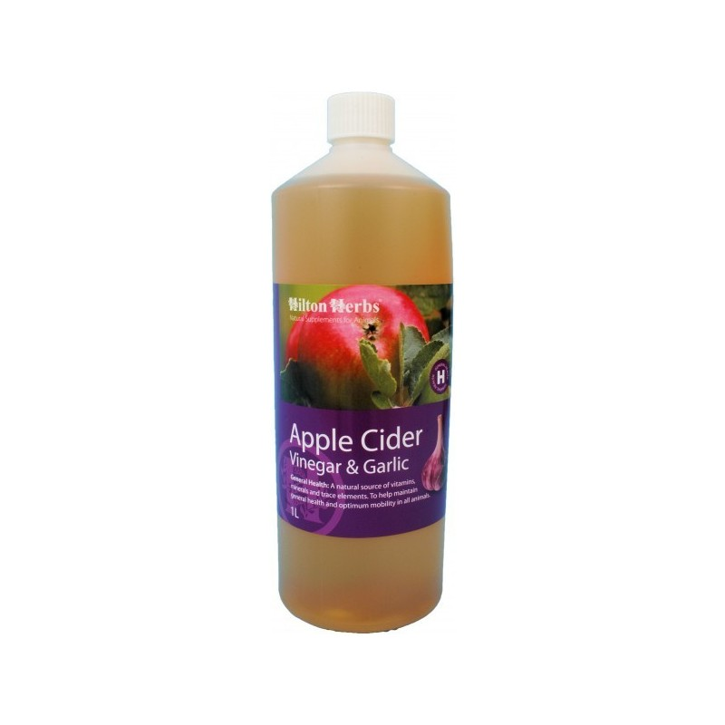 Apple Cider Vinegar and Honey