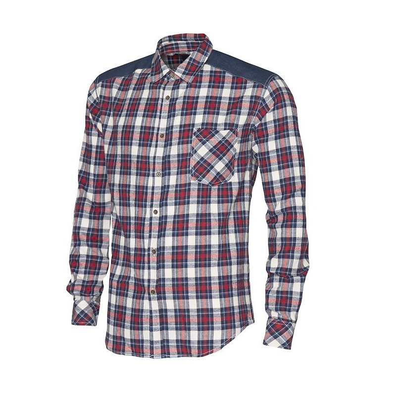 Charlie Men´s Flanell shirt, mountain Horse