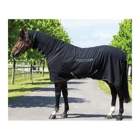 Manta terapéutica Horseware Sportz-Vibe (set completo)