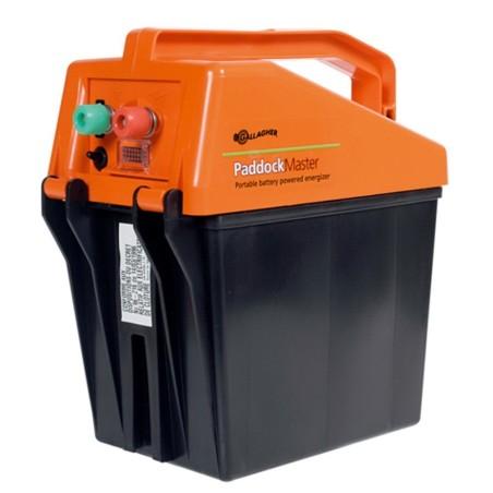 Energizador Paddockmaster recargable