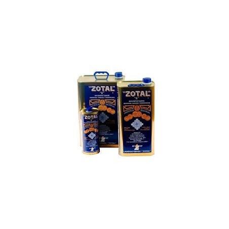 Zotal 1L, limpieza del caballo