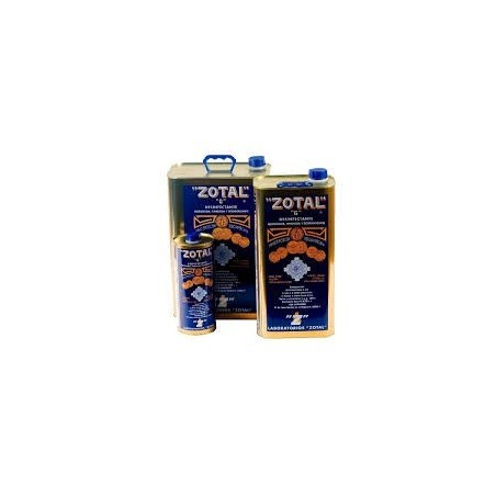 Zotal 5L, limpieza del caballo