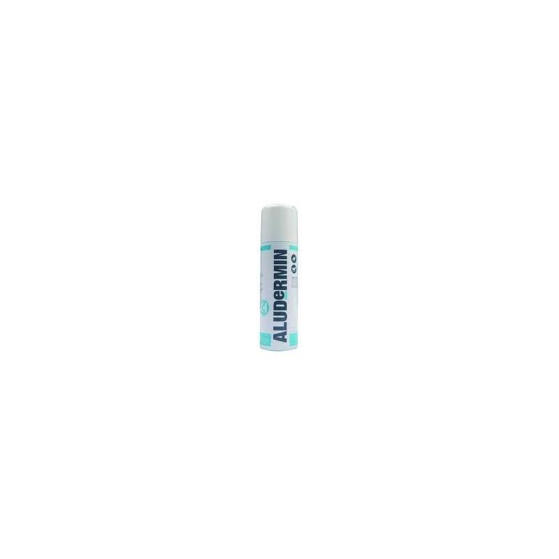 Spray plata Aludermin, cuidados del caballo