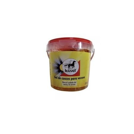 Gel Leovet Cascos Verano, limpieza del caballo