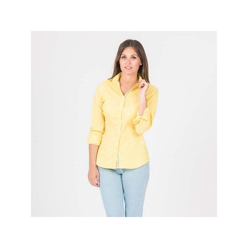 Camisa Mujer Básica. La Jaca
