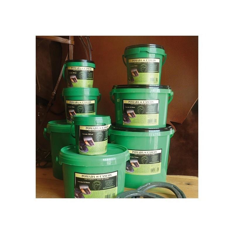 Pomada Cascos Verde