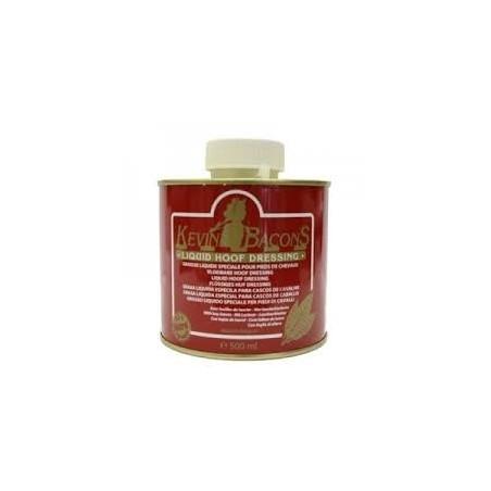 Aceite cascos Kevin Bacon's, cuidados del caballo