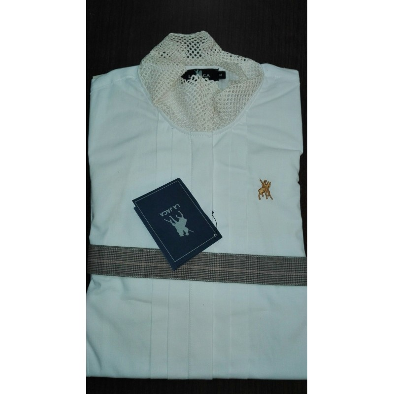 Camisa Señora New Port Blanca