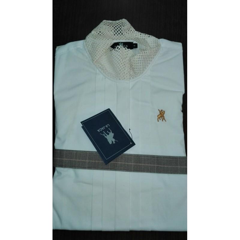 Camisa Señora New Port Blanca