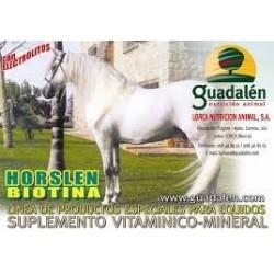 Horslen Biotina 1Kg, limpieza del caballo