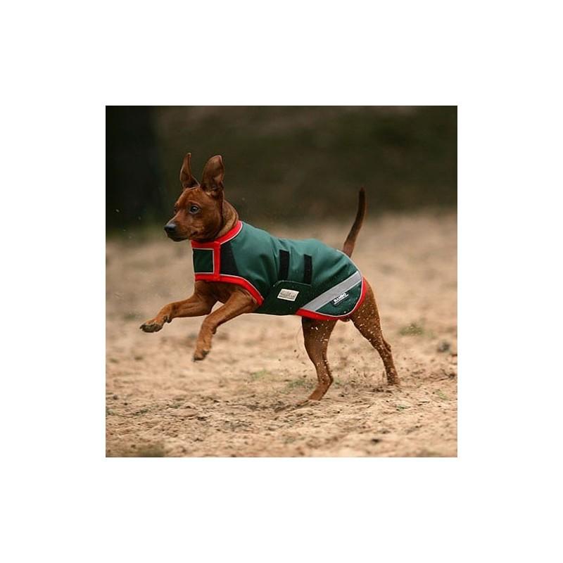 Manta rambo impermeable para perros de raza tienda hipica - Cercados para perros ...