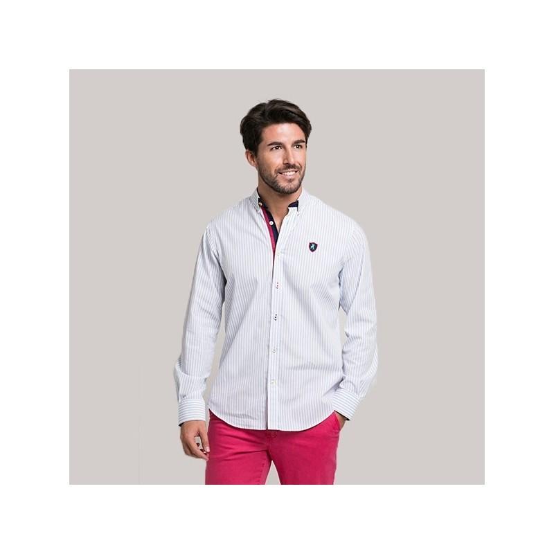 Camisa Gravel semientallada La Jaca