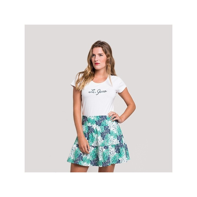 Camiseta Mujer Holiday, La Jaca.