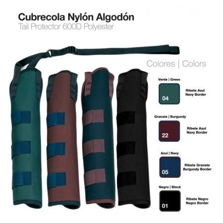 Cubrecola Nylon Algodón