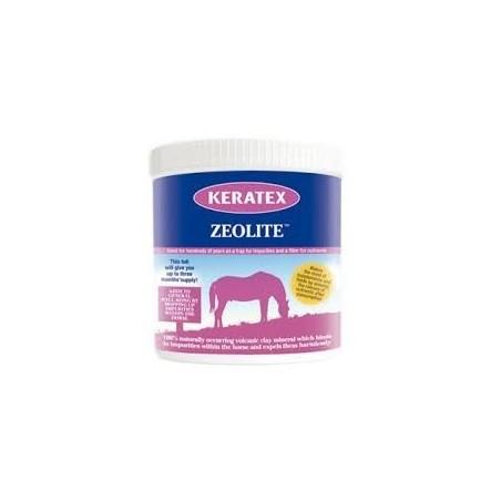 Zeolite, cuidados del caballo