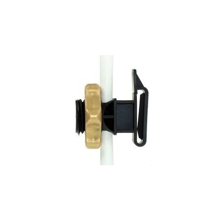 Aislador varilla de 12 mm para cinta de 40 mm