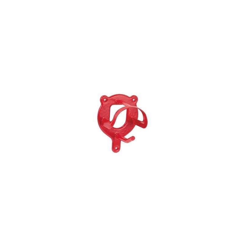 Porta-Bridas Metalico/Pvc