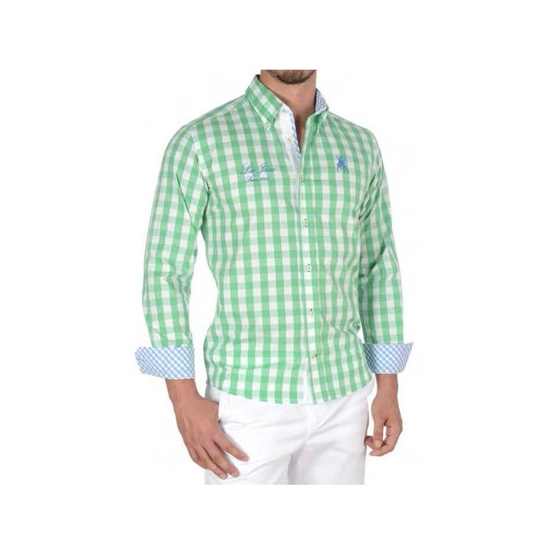 Camisa Cro. C/B Trópico Semi. Exc.