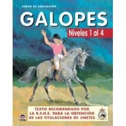 Libro Galopes 1 al 4