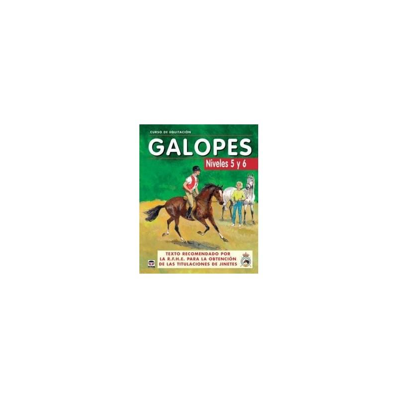Libro Galopes Niveles 5 y 6