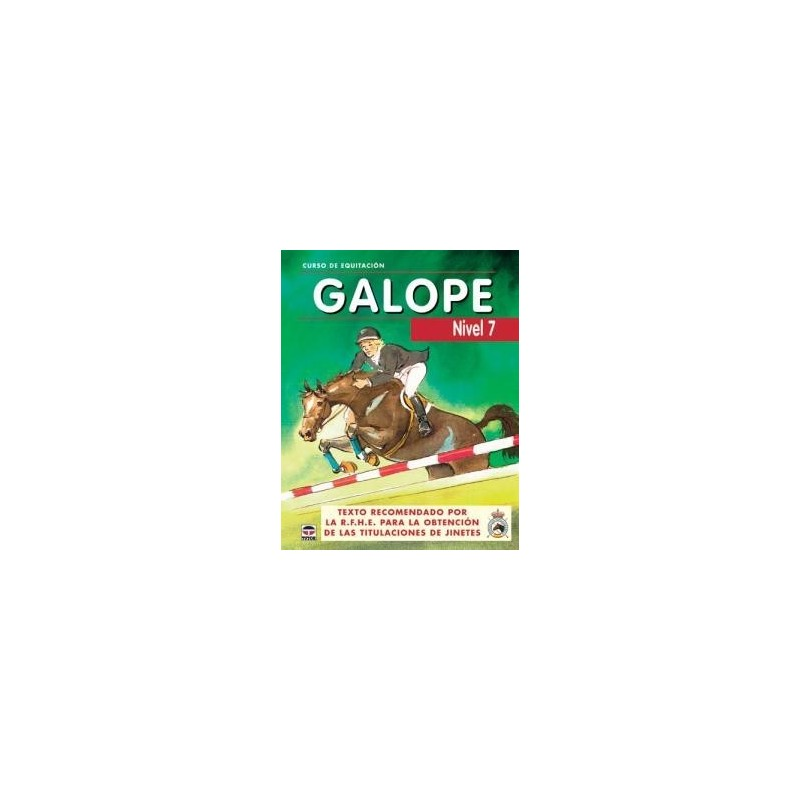Libro Galopes Nivel 7
