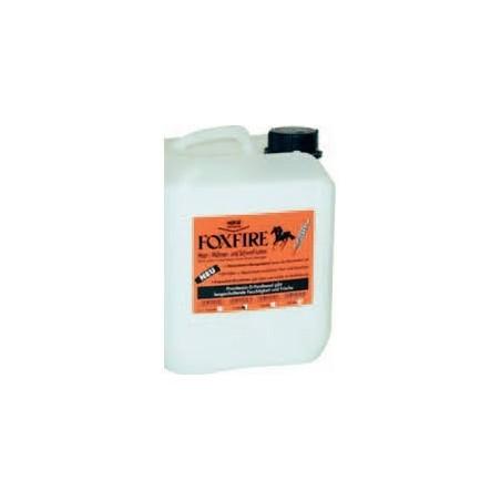 Acondicionador Crines Foxfire 1Litro, limpieza del caballo