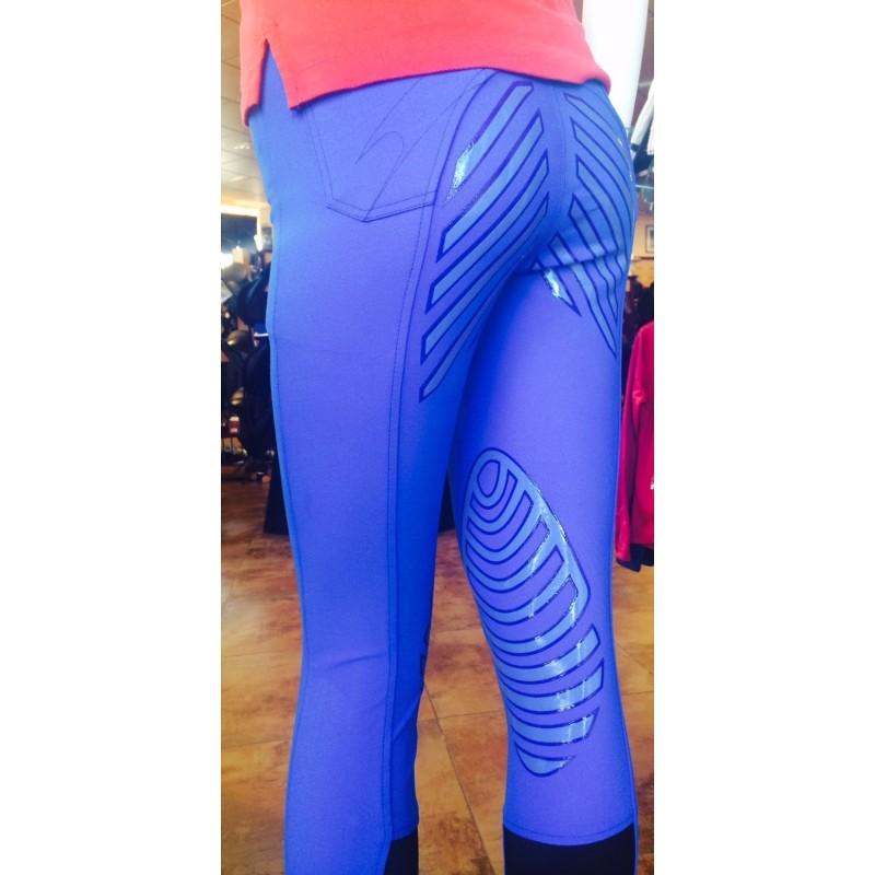 Pantalón mujer Kyron Vell-Kontac azul