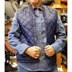 Chaleco unisex Lavenir acolchado, ropa equitación