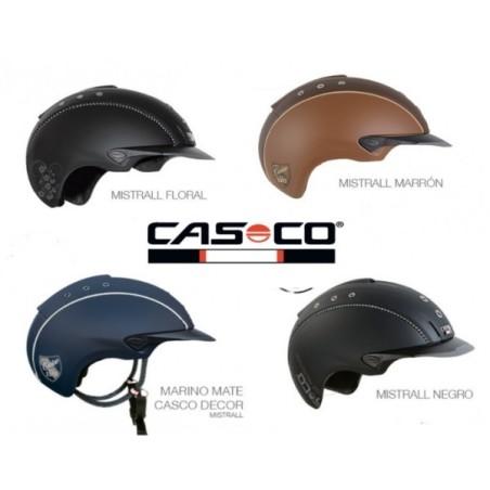 CASCO Mistrall 2, Casco equitación