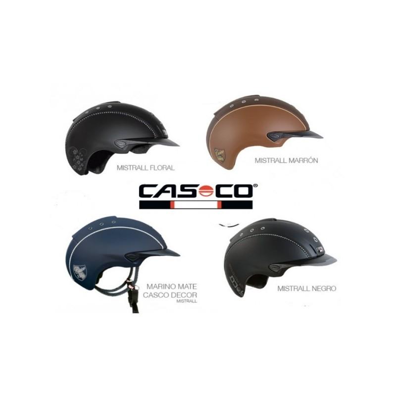 Casco Mistral 2. Casco equitacion